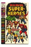 Marvel Super-Heroes #21