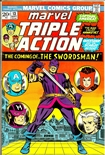 Marvel Triple Action #13