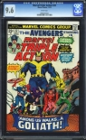 Marvel Triple Action #22