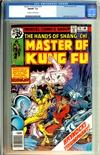 Master of Kung Fu #74