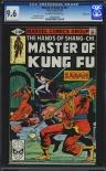 Master of Kung Fu #87