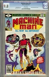 Machine Man #10