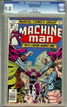 Machine Man #7