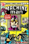 Machine Man #9