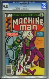 Machine Man #14