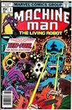 Machine Man #3
