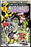 Micronauts Annual #1