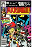 Micronauts #37