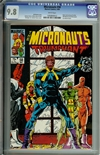 Micronauts #58