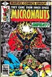 Micronauts #10