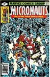 Micronauts #9
