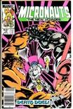 Micronauts (Vol 2) #12