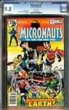 Micronauts #2