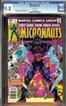 Micronauts #4