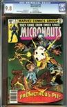 Micronauts #5
