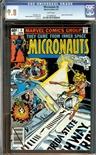 Micronauts #6