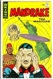 Mandrake the Magician #6