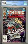 Marvel Two-In-One #100