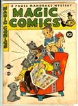 Magic Comics #39