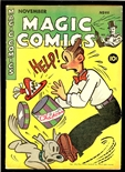 Magic Comics #88