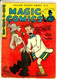 Magic Comics #91