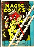 Magic Comics #92
