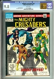 Mighty Crusaders #8