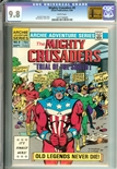 Mighty Crusaders #9