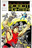 Magnus Robot Fighter (Vol 2) #9