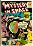 Mystery in Space #31