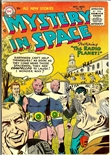 Mystery In Space #28