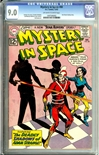 Mystery in Space #80