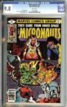 Micronauts #14