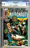 Micronauts #16
