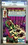 Micronauts #17