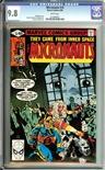Micronauts #18