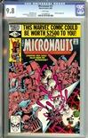 Micronauts #21
