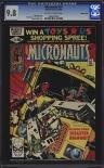 Micronauts #22