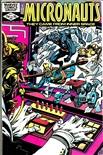 Micronauts #45