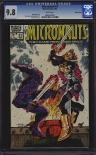 Micronauts #51