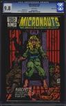 Micronauts #54