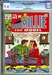 Millie the Model #180