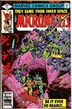 Micronauts #13