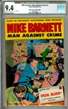 Mike Barnett Man Against Crime #4
