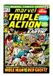Marvel Triple Action #6