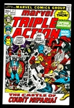 Marvel Triple Action #7