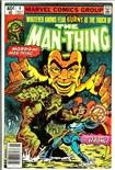 Man-Thing (Vol 2) #4
