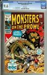 Monsters on the Prowl #10