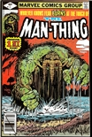 Man-Thing (Vol 2) #1