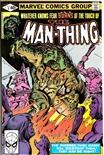 Man-Thing (Vol 2) #3